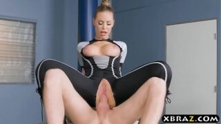 Mind Control Freeuse hot blonde with big tits agent get fuck