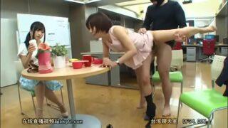 Timestop freeuse japan office ladies fuck